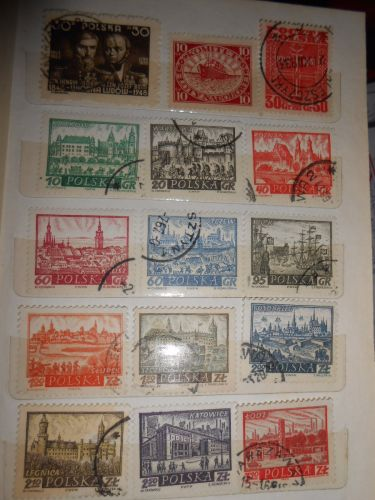 Clasor timbre vechi 54
