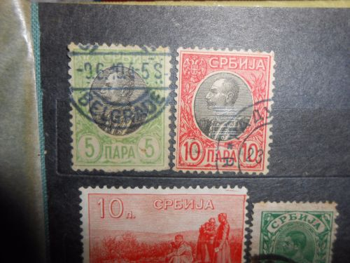 Clasor timbre vechi 56