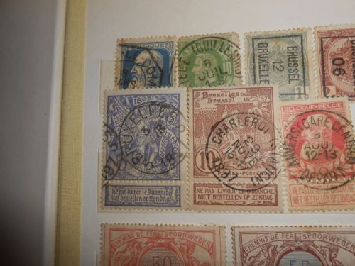 Clasor timbre vechi 72