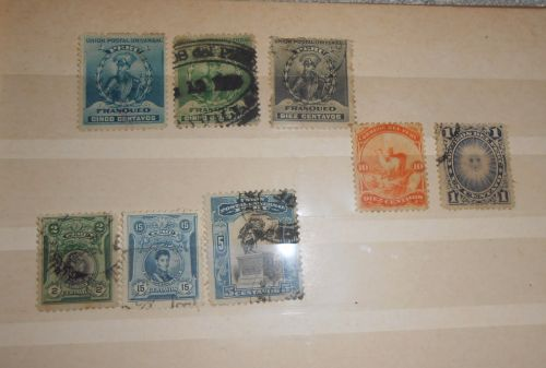 Clasor timbre vechi 75