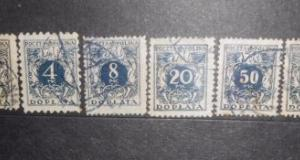 Clasor timbre vechi 78