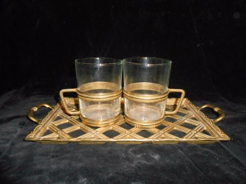 Set ceai cu tava