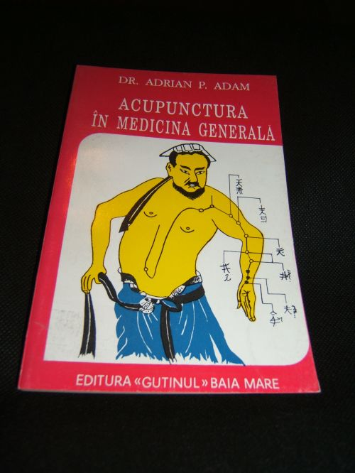 Carte acupunctura in medicina