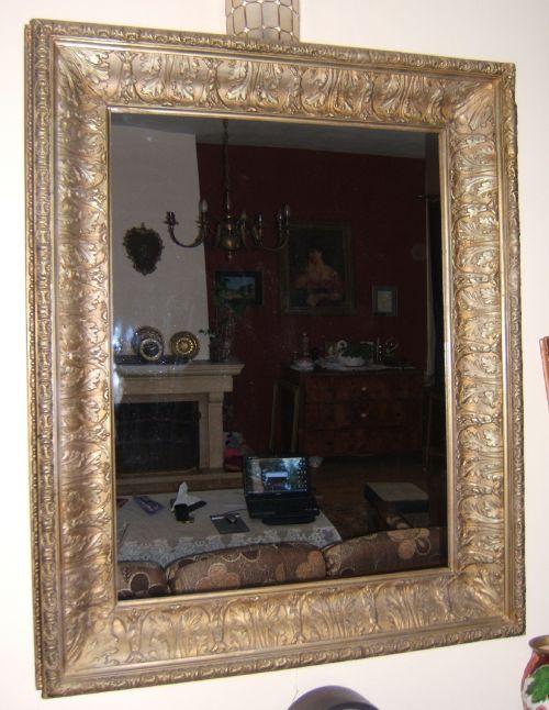 Oglinda mare de salon