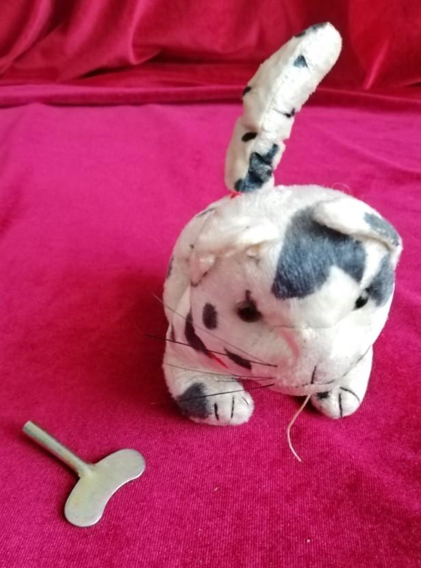 Pisica plus, Jucarie mecanica cu cheie, perioada comunista
