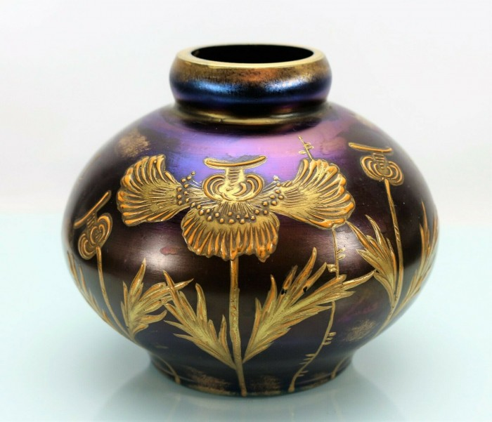 LOETZ vaza antica an 1903