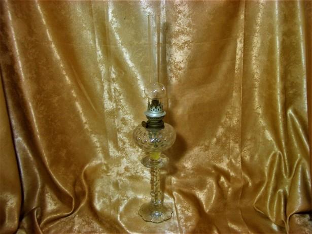 Lampa gaz petrol cristal, sec 19, Baroc