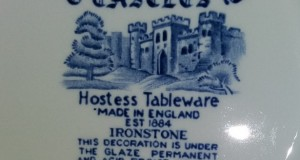 Doua castroane Hostess-Tableware-England-OLD-COUNTRY-CASTLES