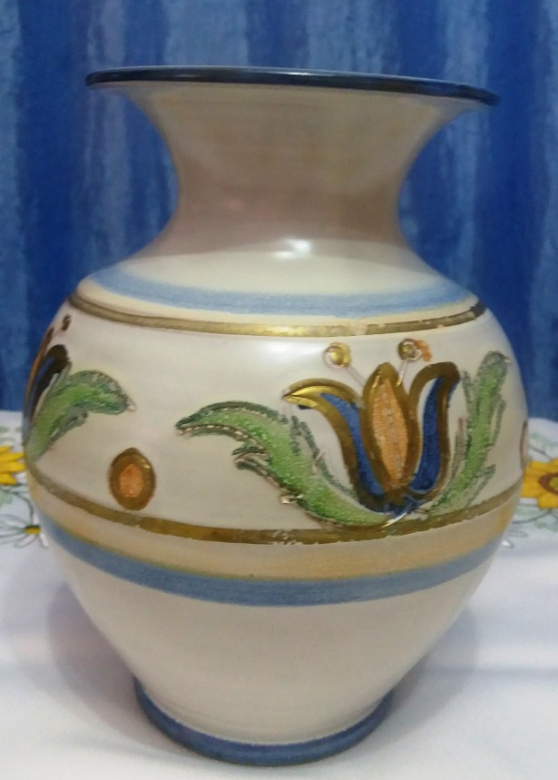 Vaza art deco ceramica