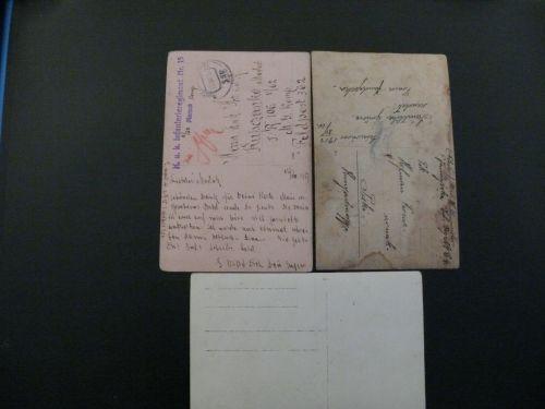 Carti postale KUK
