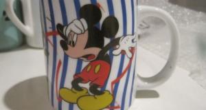 Polcelain Disney