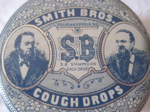 SMITH BROS. COUGH DROPS