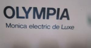 OLIMPIA - MONICA DE LUXE electrica
