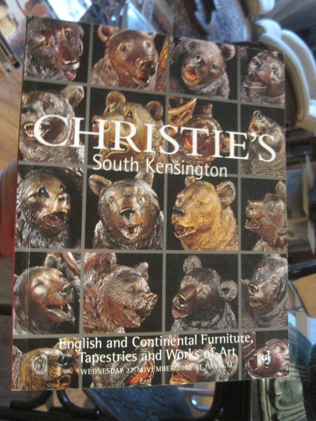 CHRISTIE`S CATALOG SOUTH KENSINGTON 27 NOVEMBER 2002