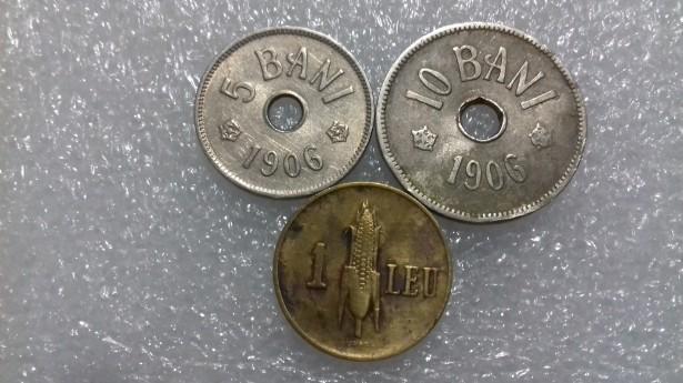 Monede romanesti 1906-1944