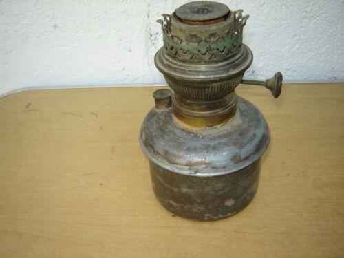Lampa veche din alama Wunderlampe