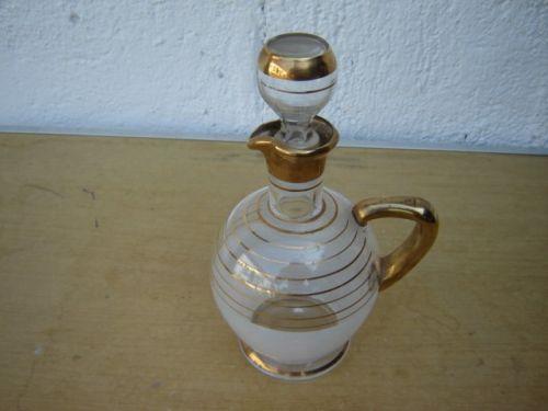 Decantor Vas de bauturi din sticla 2