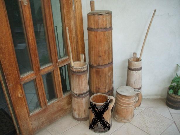 putineie vechi decorative