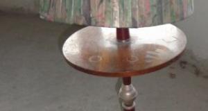 Lampadar vintage