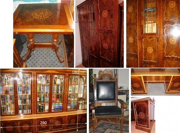 Set mobilier lux  living   birou