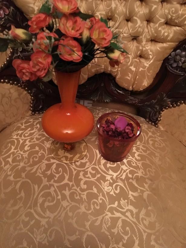 Vaza si vas decor Murano,cromatica si model cu impact vizual
