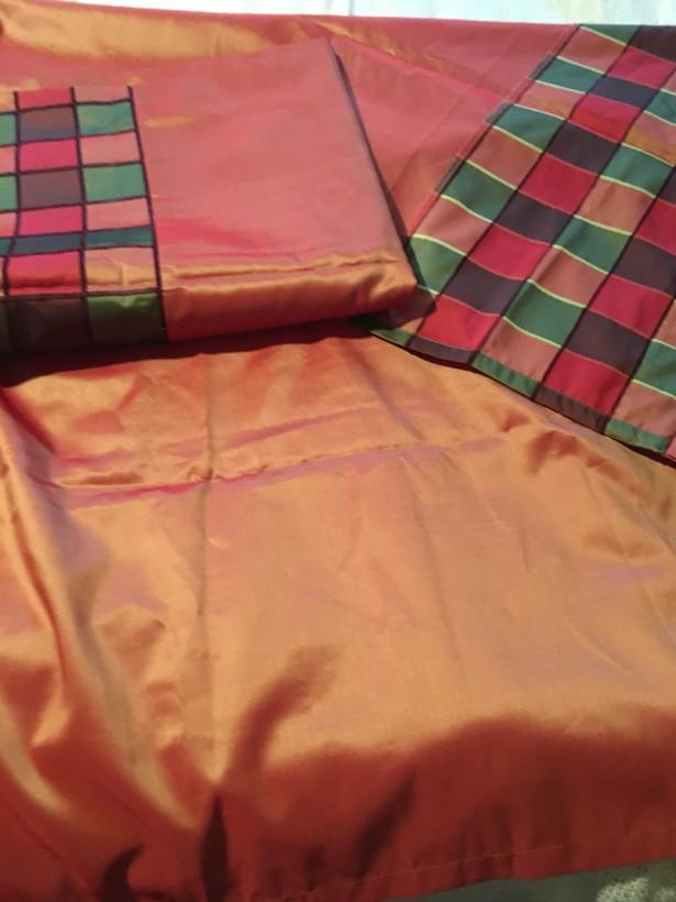 Elegant set 2 draperii de lux,impact vizual,Franta