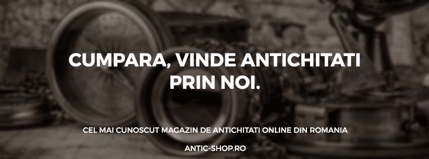 Antic Shop Cover