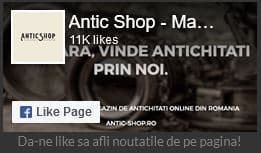 Antic Shop pe Facebook